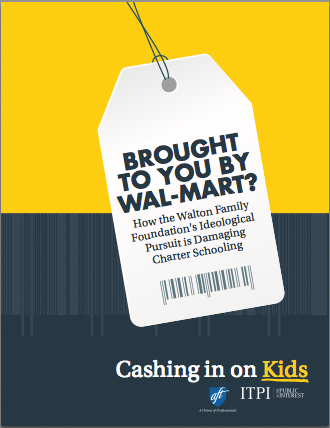 Brought To You By Wal Mart How The Walton Family Foundation S